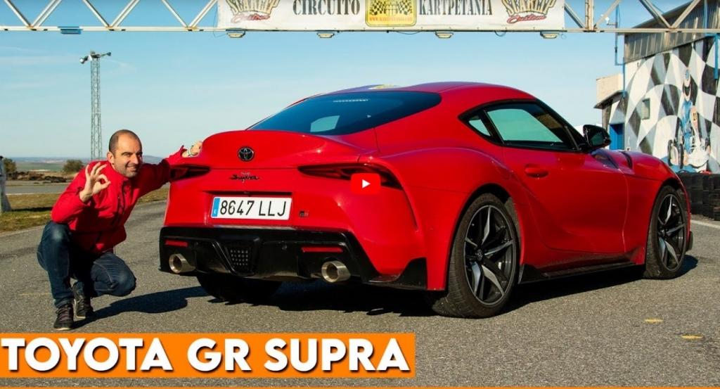 TOYOTA GR SUPRA ? Resucita el ave fénix deportivo japonés ???????? El mito llega con 340 CV ???????? ¿BMW Z4? ????